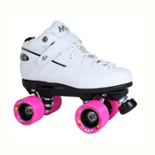 Rock GT-50 Zoom White Speed Roller Skates, , medium