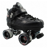 Rock GT-50 Twister Black Boys Speed Roller Skates, , medium
