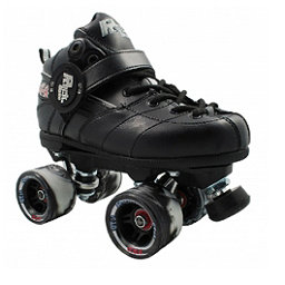 Rock GT-50 Twister Black Boys Speed Roller Skates, , 256