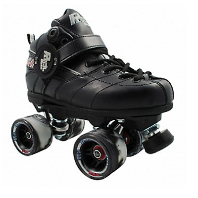 Rock GT-50 Twister Black Speed Roller Skates, Black, viewer