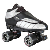 Labeda G-80 Silver Speed Roller Skates 2013, Silver, medium