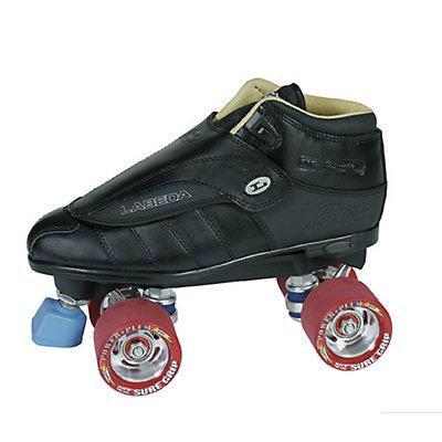 Labeda G-80 Nova Power Plus Black Speed Roller Skates, , large