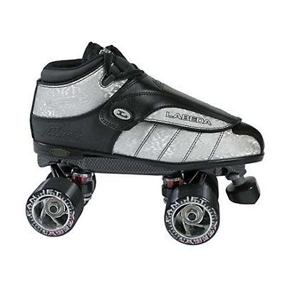 Labeda G-80 Nova Power Plus Silver Speed Roller Skates, , large