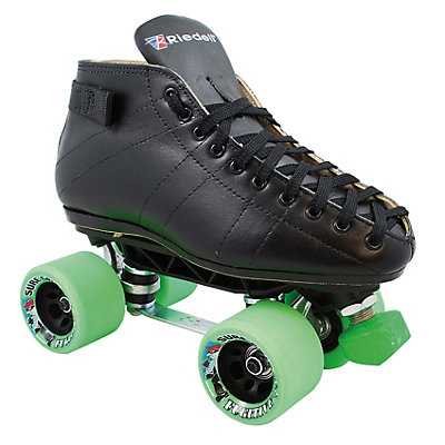 Riedell 595 Sunlite Fugitive Speed Roller Skates, , large