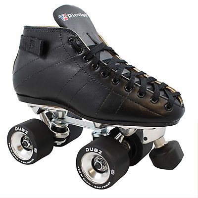 Riedell 595 XK Doubler Dubz Speed Roller Skates, , large