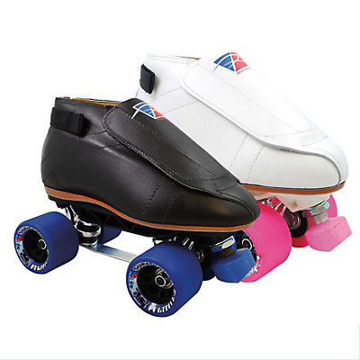 Riedell 395 Sunlite Fugitive Speed Roller Skates, , large
