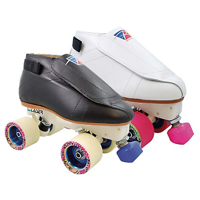 Riedell 395 Laser Shaman Speed Roller Skates, , large