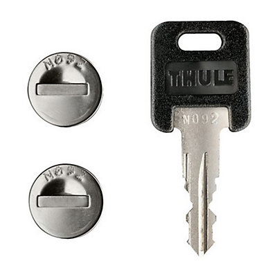Thule 4-Pack Lock Cylinder, , viewer