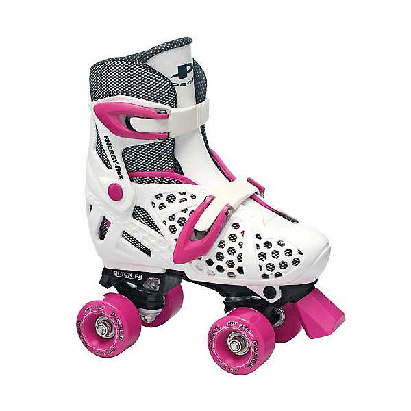 Pacer XT70 Adjustable Girls Artistic Roller Skates, , 600