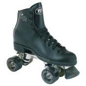 RC Lenexa Supreme Outdoor Roller Skates 2013, Black, medium