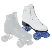 RC Lenexa Supreme Womens Outdoor Roller Skates 2013, White, medium