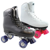 Pacer Madrid Womens Artistic Roller Skates 2013, White, medium