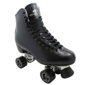 Dominion 719 Super X Medallion Plus Artistic Roller Skates 2013, Black, medium