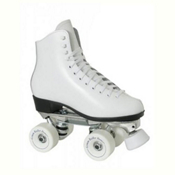 Dominion 719 Super X Medallion Plus Womens Artistic Roller Skates 2013, White, medium