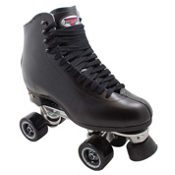 Sure Grip International 73 Competitor Fame Artistic Roller Skates 2013, Black, medium