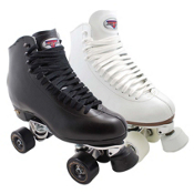 Sure Grip International 73 Century Roller Bones Artistic Roller Skates 2013, Black, medium
