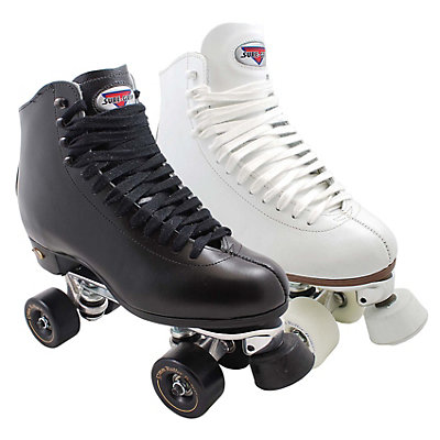 Sure Grip International 73 Century Roller Bones Boys Artistic Roller Skates, Black, viewer