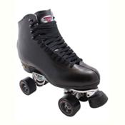 Sure Grip International 73 Century Roller Bones Artistic Roller Skates, Black, medium