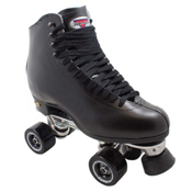Sure Grip International 73 Classic Elite Artistic Roller Skates 2013, Black, medium