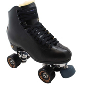 Sure Grip International 93 Advantage Super Elite Artistic Roller Skates 2013, Black, medium