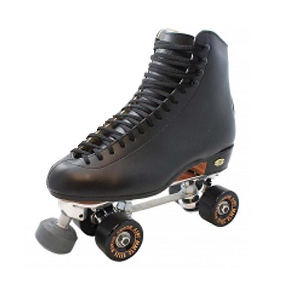 Riedell  220 Snyder Deluxe Super Elite Boys Artistic Roller Skates, , 600