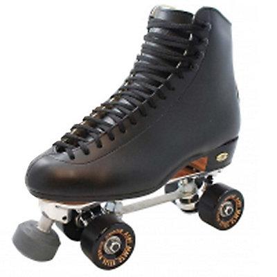Riedell 220 Snyder Deluxe Super Elite Artistic Roller Skates, , large