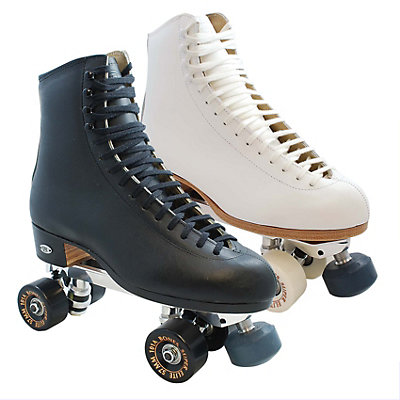 Riedell 297 Classic Bones Elite Artistic Roller Skates, , large