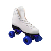 Lenexa  Aerobic Outdoor Roller Skates 2013, White, medium