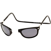Clic Eyewear Ashbury Adult Sunglasses, Black, medium