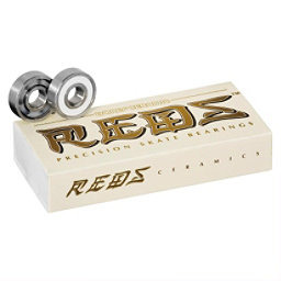 Bones Super Redz Ceramic Skate Bearings, , 256