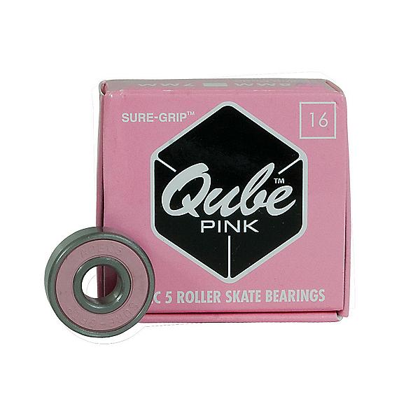 Sure Grip International QUBE Pink Skate Bearings, , 600