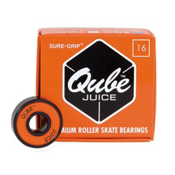 Sure Grip International QUBE Juice Skate Bearings