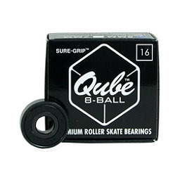 Sure Grip International QUBE 8-Ball Skate Bearings, , 256