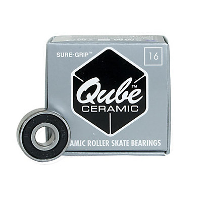 Sure Grip International QUBE Ceramic Skate Bearings, , viewer