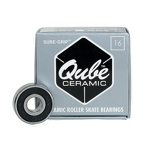 Sure Grip International QUBE Ceramic Skate Bearings, , 600