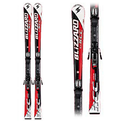 Blizzard RCC IQ Race Skis with IQ 4.12 TT Bindings, , large