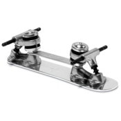 Sure Grip International Classic Stopless Roller Skate Plates with Trucks 2013, 7mm, medium