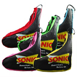 Sonic Saddle Skate Bag, , 256