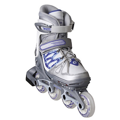 Rollerblade Spitfire TW Adjustable Girls Inline Skates, , viewer