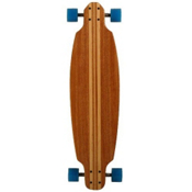 Honey Skateboards AMP 6 36in Longboard, 36.00in, medium