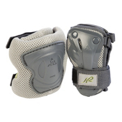 K2 Alexis Two Pad Pack 2013, Grey-Green, medium