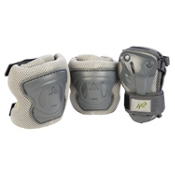 K2 Alexis Three Pad Pack 2013, Grey-Green, medium