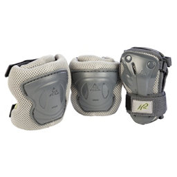 K2 Alexis Three Pad Pack 2017, Grey-Green, 256