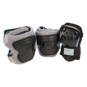 K2 Celena Three Pad Pack, Black-Grey-Blue, medium