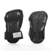 K2 Moto Wrist Guards 2017, Black-Silver, medium