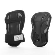 K2 Moto Wrist Guards 2017, Black-Silver, medium