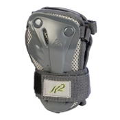 K2 Alexis Wrist Guards 2013, Grey-Green, medium