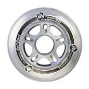 K2 76mm Wheel 4 Pack Inline Skate Wheels, , medium