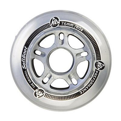 K2 76mm Wheel 4 Pack Inline Skate Wheels, , large
