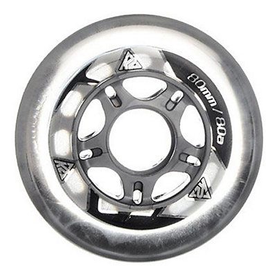 K2 80mm 80A Wheel 4 Pack Inline Skate Wheels, , viewer